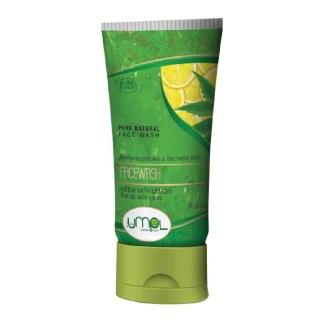 UMPL Neem with Lemon Face Wash,  100 ml  All Skin Type