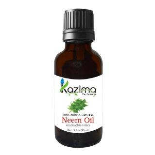 Kazima Neem Oil,  15 ml  100% Pure & Natural
