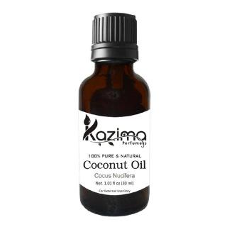 Kazima Coconut Oil,  30 ml  100% Pure & Natural