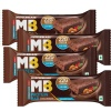 MuscleBlaze Protein Bar (22g Protein), 1 Piece(s)/Pack Choco Delight - Pack of 4