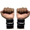 KOBO Wrist Support Strength Wraps (WTA-32),  Black  Free Size