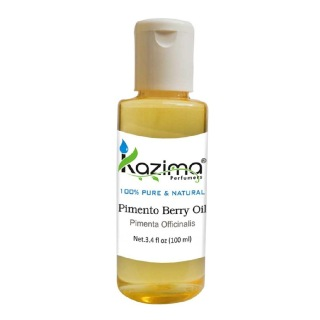 Kazima Pimento Berry Oil,  100 ml  100% Pure & Natural
