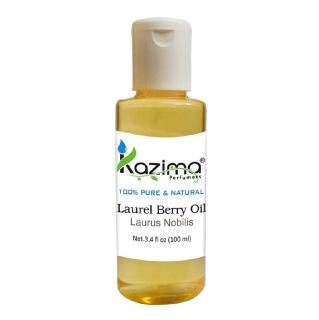 Kazima Laurel Berry Oil,  100 ml  100% Pure & Natural