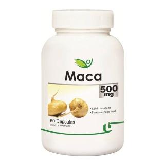Biotrex Maca (500 mg),  60 capsules