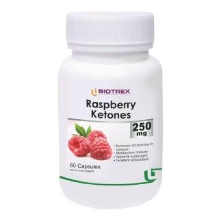 Biotrex Raspberry Ketones (250 mg),  60 capsules