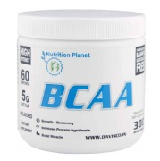 Nutrition Planet BCAA,  0.66 lb  Unflavoured