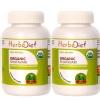 Herbadiet Organic Shatavari - Pack of 2,  60 capsules