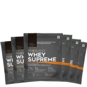 Proburst Whey Supreme Traveller Pack,  6 Piece(s)/Pack  Double Chocolate