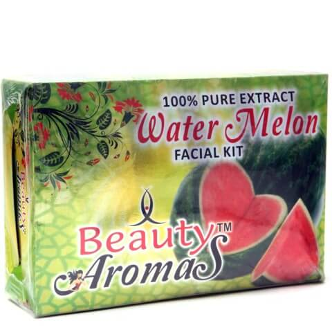 Beauty Aromas Facial Kit,  60 g  Water Melon Facial