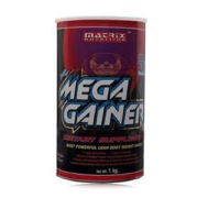 Matrix Nutrition Super Mega Gainer,  2.2 lb  Chocolate
