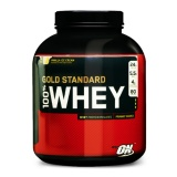 ON (Optimum Nutrition) Gold Standard 100% Whey Protein,  Vanilla Ice Cream  5 Lb