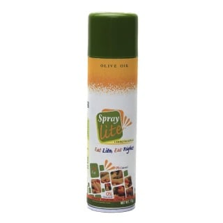 Spray Lite Cooking Spray Olive Oil,  Unflavoured  175 G