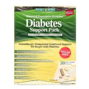 Nature's Bounty Diabetes Support Pack,  30 Chewable Tablet(s)