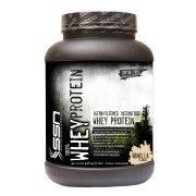 SSN 100% Whey Protein,  5 lb  Vanilla