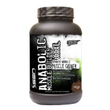 SSN Anabolic Muscle Builder XXXL,  Chocolate  2.2 Lb