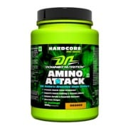 Domin8r Nutrition Amino Attack,  0.52 lb  Orange