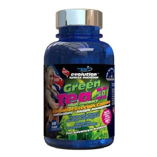 ESN Green Tea Extract,  60 capsules  Unflavoured