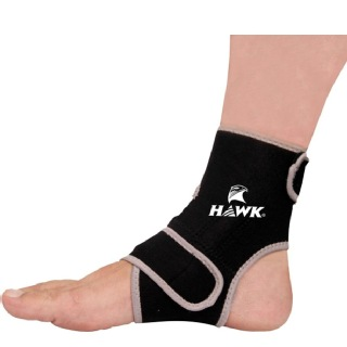 Hawk Ankle Support,  Black & Grey  Free Size