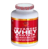 SNT Advanced Whey Protein,  4.4 lb  Strawberry