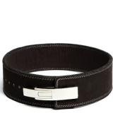Schiek Lever Competition Power Lifting Belt,  Black  Medium