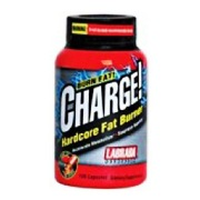 Labrada Charge Hardcore Fat Burner,  120 capsules  Unflavoured